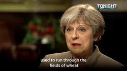 Les Britanniques se moquent de May en ressortant son anecdote du