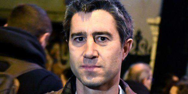 François Ruffin à Grenoble le 15 février