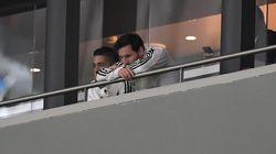 À 6-1 pour l'Espagne contre l'Argentine, Messi a préféré discrètement quitter la