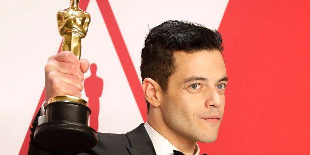 Oscarisé ce dimanche 24 février, Rami Malek a été félicité en Égypte, où le