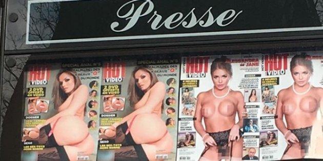 magazine porno