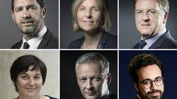 Les six ministres candidats sont-ils en danger aux