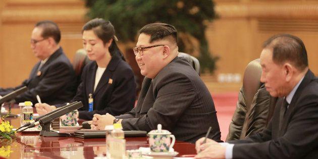 Depuis la Chine, la Corée du Nord