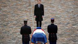 Revivez la cérémonie d'hommage national à Arnaud