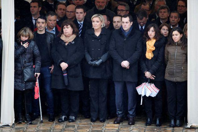 Revivez l'hommage national à Arnaud Beltrame aux