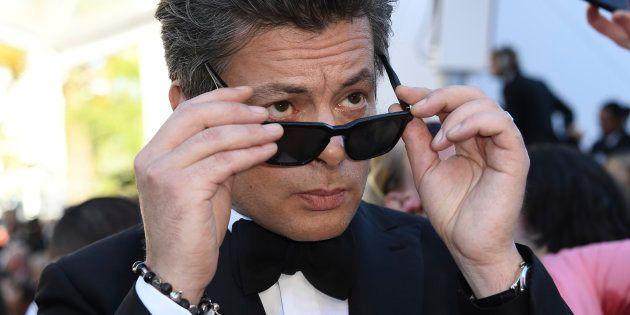 Benjamin Biolay au Festival de Cannes le 17 mai 2017 et bientôt sur M6
