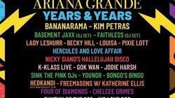 Ariana Grande va retourner chanter à Manchester deux ans après