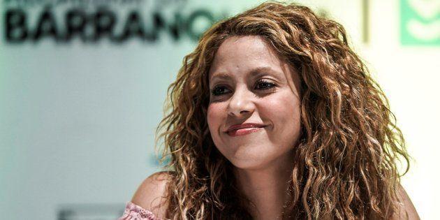 Shakira est accusée de fraude fiscale par la justice espagnole (Barranquilla,