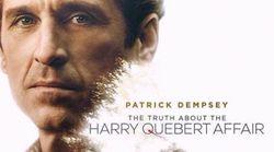 Patrick Dempsey se dévoile en Harry Quebert sur l'affiche de la