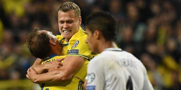 Suède-France: Le résumé et les buts du match de qualifications à la Coupe du monde