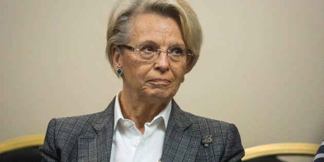 Michèle Alliot-Marie mise en examen