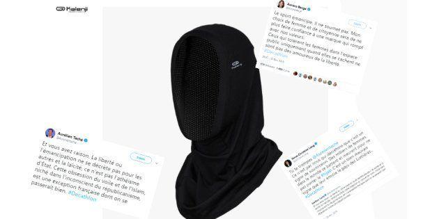 Polémique sur le hijab vendu par Decathlon: des députés LREM