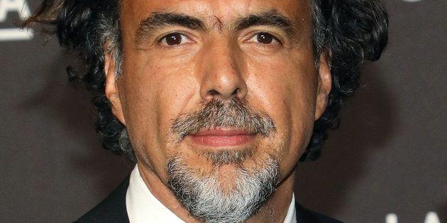 Alejandro Gonzalez Iñarritu à Los Angeles le 3 novembre