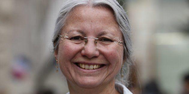 Agnès Thill à Paris le 13 mai