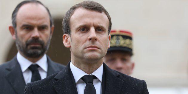 Assassinat de Mireille Knoll: Emmanuel Macron a