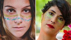 Au Carnaval de Rio, les Brésiliens optent pour des paillettes
