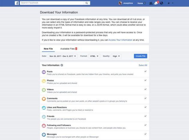 Cambridge Analytica: Facebook déploie de nouveaux outils pour gérer vos données