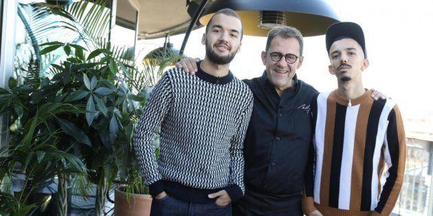 Bigflo et Oli sont les invités du chef Michel Sarran pour ce nouvel épisode