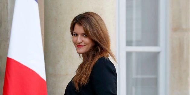 Marlène Schiappa, Secrétaire d'Etat auprès du Premier ministre, chargée de l'égalité entre les femmes...