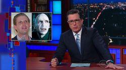 Colbert compare Eric Trump à