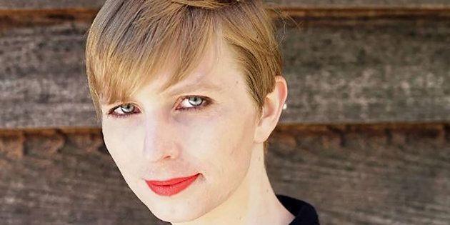 Une photo de Chelsea Manning publiée sur Instagram le 18 mai