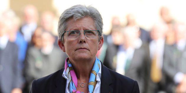 Geneviève Darrieussecq, la secrétaire d'État auprès de la ministre des Armées, a mis en garde