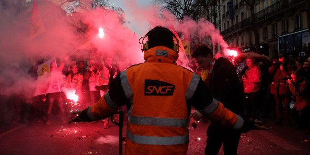 Cheminots: les syndicats accusent la direction de la SNCF