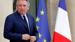Accusé d'avoir fait pression sur des journalistes enquêtant sur le MoDem, Bayrou dénonce du