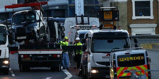 Attentats de Londres: les assaillants voulaient louer un