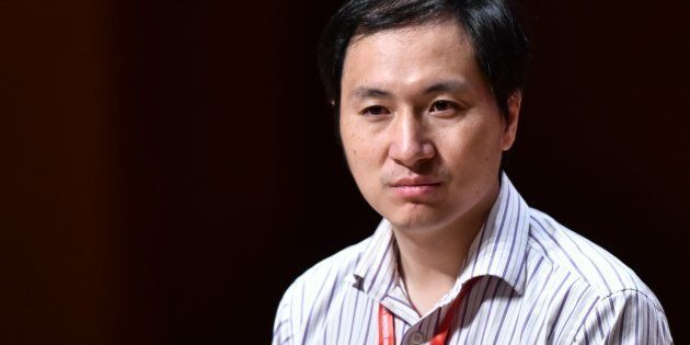 He Jiankui est
