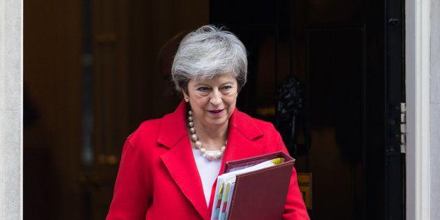 Theresa May a réussi à convaincre la majorité des députés britannique avec sa nouvelle