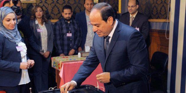 Présidentielle en Égypte: Abdel Fattah Al-Sissi réélu avec plus de 90% des