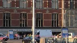 Une voiture percute des passants à Amsterdam, plusieurs