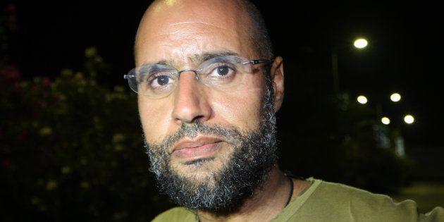Seif al-Islam, le fils de Mouammar Kadhafi libéré par un groupe armé