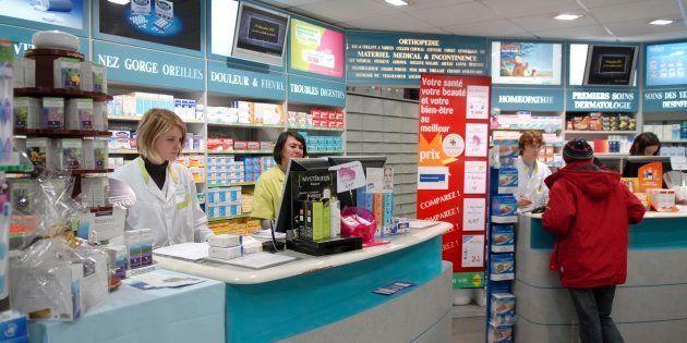 Les pharmaciens pourraient bientôt délivrer des médicaments sans ordonnance (photo