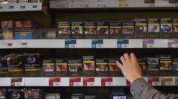 Le prix des paquets de cigarettes va augmenter ce