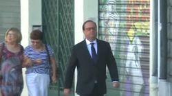 Hollande est redevenu un électeur presque