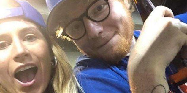 Cherry Seaborn et Ed Sheeran ont commencé à se fréquenter en