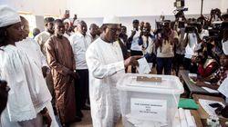 Le président sortant du Sénégal réélu dès le 1er