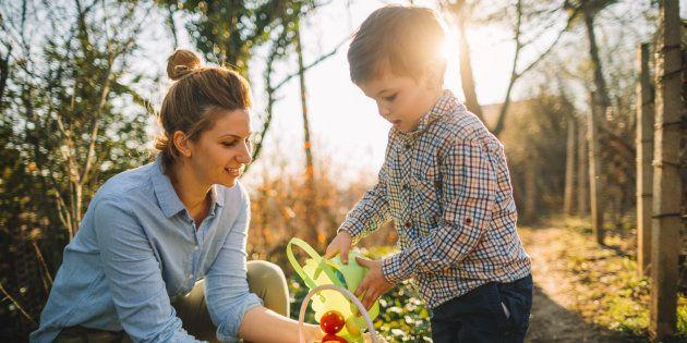 Pourquoi la chasse aux œufs de Pâques est la meilleure idée du printemps.
