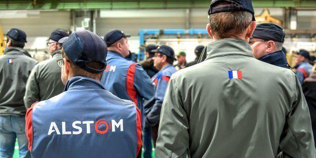Les Républicains ont conduit à la ruine d'Alstom, nous refusons cette