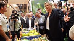 Le Pen s'indigne d'une baisse de la PAC... liée au Brexit qu'elle a