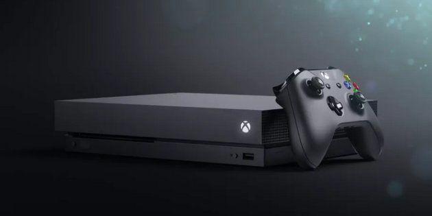 Le prix et la date de sortie de la Xbox One X, fraîchement dévoilée par