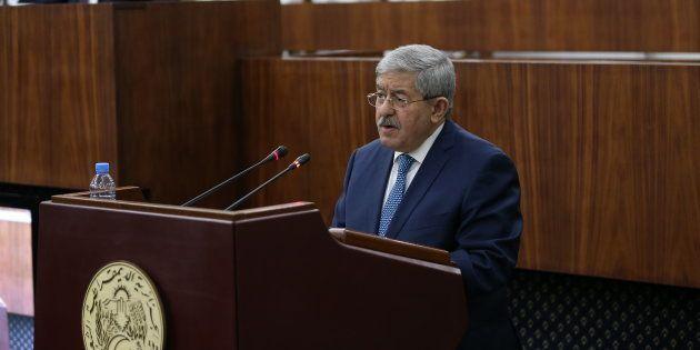 Le Premier ministre algérien Ahmed Ouyahia a pris la parole au sujet des manifestations qui agitent le...