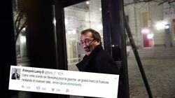 Le tweet plein d'amertume et d'ironie de ce député PS à Hollande et