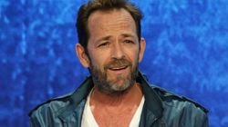 L'acteur Luke Perry de