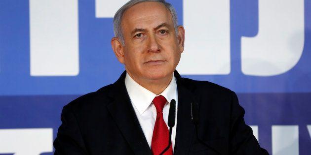 Benjamin Netanyahu a dénoncé