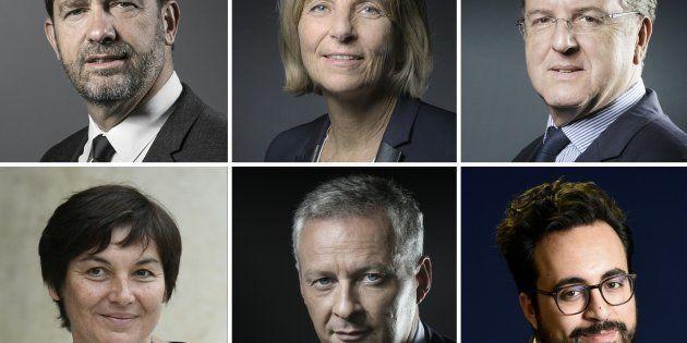 Résultats législatives 2017: le 1er tour offre un boulevard pour cinq des six ministres en