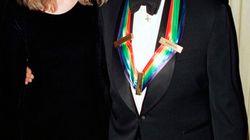 Le musicien 4 fois oscarisé André Previn, ex-mari de Mia Farrow, est