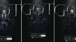 HBO dévoile les 20 prétendants au trône pour la dernière saison de